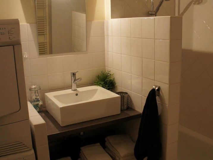 Etable badkamer