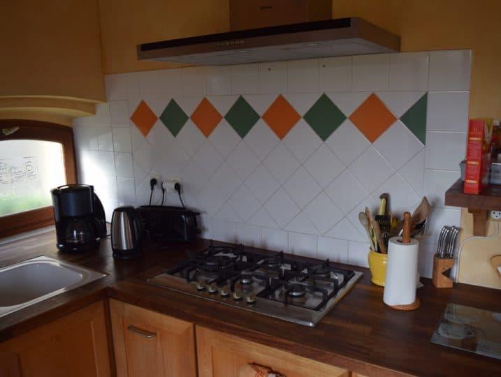 Auberge keuken