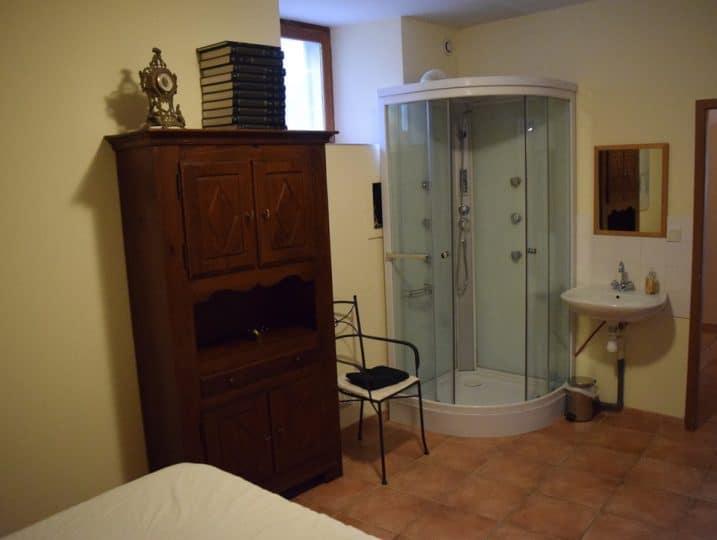 Auberge slaapkamer 2